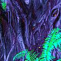 Volcanic Tree 2 by Bobbie Barth