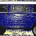 Volkswagon Microbus by Bill Cannon