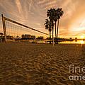 Volley Sunrise  by Rob Hawkins