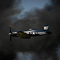 Vought F4u Corsair by Adam Romanowicz
