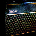 Vox Guitar Amplifier by Gunter Nezhoda