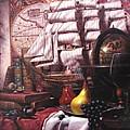 Voyage Round The World by Takayuki Harada