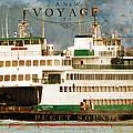 Voyage To Puget Sound by Sandy Lloyd