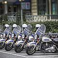 Vpd 5 Bikes by Russell Trevail