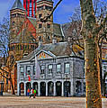 Vrijthof Square by Elvis Vaughn