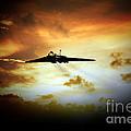 Vulcan Fire  by J Biggadike