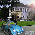 Vw - Uc Berkeley by Lisa Redfern