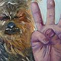 W Is For Wookie by Jessmyne Stephenson