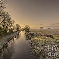 Battens Bridge Frost  by Rob Hawkins