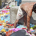 Wadeing Through The Dirty Laundry by Kantilal Patel