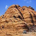 Wadi Rum In Jordan by Robert Preston