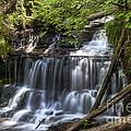 Wagner Falls by Scott Wood
