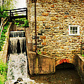 Wagner Grist Mill by Paul Ward