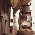 Wagon Lantern by Toni Hopper