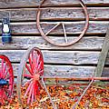 Wagon Wheel by Dan Sproul