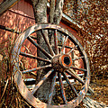 Wagon Wheel by Debra and Dave Vanderlaan