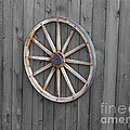 Wagon Wheel by Erik Dunn