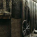 Wagon Wheel by Judy Bottler