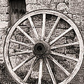 Wagon Wheel by Olivier Le Queinec