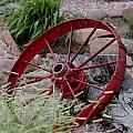 Wagon Wheel by Trent Mallett