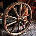 Wagon Wheels by Dan Sproul