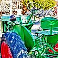 Wagon Wheels by Image Takers Photography LLC