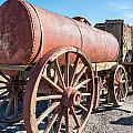 Wagons In The Sun by Marc Novell