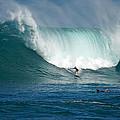 Waimea Bay Monster by Kevin Smith