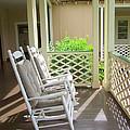 Waimea Porch by Mary Deal