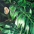 Waipeo Green by Lisa Frick