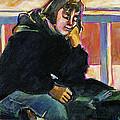 Waiting by Faye Cummings