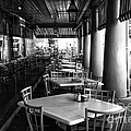 Waiting For Customers In New Orleans Mono by John Rizzuto