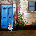 Waiting For Dad by Amani Al Hajeri
