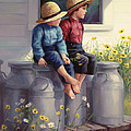 Waiting For Mama by Laurie Snow Hein