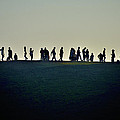 Waiting For Sunrise by Naret Singusaha