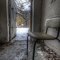 Waiting For The Cold War by Nathan Wright