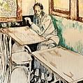 Waiting by Jolante Hesse