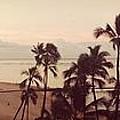 Waking Up On Waikiki by Jennifer Boisvert