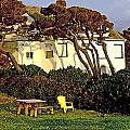 Waldport Beach House by Gary Olsen-Hasek
