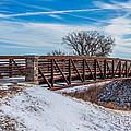 Walk Across Bridge by Doug Long