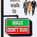 Walk, Dont Run, Us Poster Art by Everett