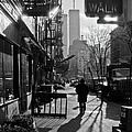 Walk Manhattan 1980s by Gary Eason