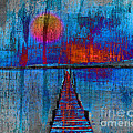 Walk On Water 03 by Edmund Nagele
