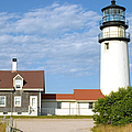 Walk To The Lighthouse by Jeff Folger
