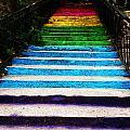 Walkin' On Rainbow by Lucy D