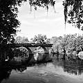Walking Bridge by Antonio Suares