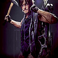 Walking Dead - Daryl Dixon by Paul Tagliamonte