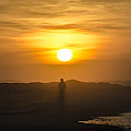 Walking In The Sunrise by Bill Cannon