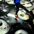 Walking Paris by Marwan George Khoury