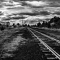 Walking The Rail by Bob Orsillo